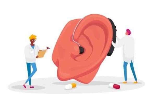 Perte auditive et cause audioprothésiste valence